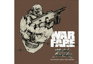 Warfare - Metal Anarchy: The Original Metal-Punk Sessions (L - (Vinyl)