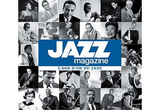 Various - Jazz Magazine: The Golden Age Of Jazz [CD]