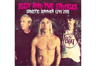 Iggy & The Stooges - Sadistic Summer/Live At Isle Of Wig - (Vinyl)