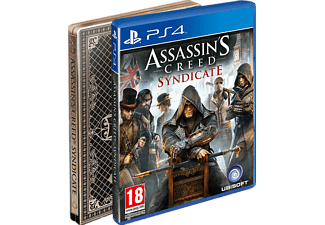 ARAL Assassin's Creed Syndicate Special Edition PlayStation 4