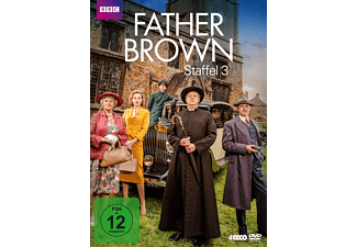 Father Brown - Staffel 3 - (DVD)