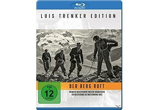 Luis Trenker Edition - Der Berg ruft (HD-Restastered) [Blu-ray]