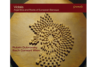 Ruben Dubrovsky, Bach Consort Wien - Vidala, Argenina And Roots Of E [CD]
