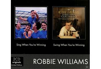 Robbie Williams - Sing When You're Winning - Swing When You're Winning [CD]