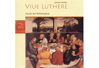Capellchor Leipzig - Viue Luthere - (CD)