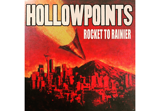 The Hollowpoints - Rocket To Rainier [CD]