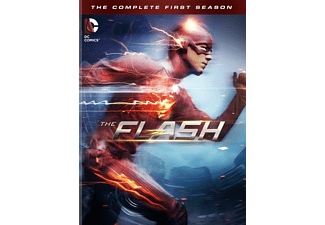 The Flash S1  DVD