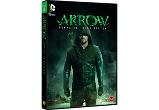The Arrow S3 Actiondrama DVD