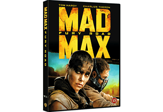 Mad Max: Fury Road Action DVD
