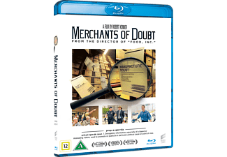 Merchants of Doubt Dokumentär Blu-ray