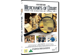 Merchants of Doubt Dokumentär DVD