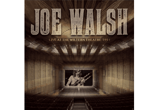 Joe Walsh - Live At The Wiltern Theater 1991 [CD]