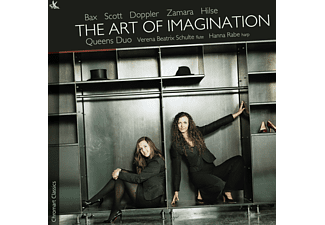 Queens Duo - The Art Of Imagination - (CD)
