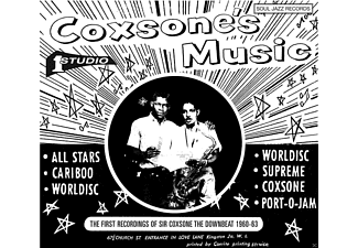 VARIOUS - Coxsone's Music 1960-1963 [CD]