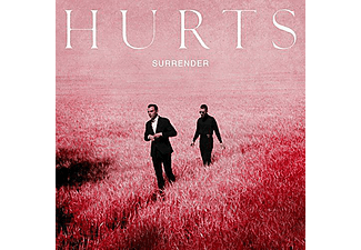 HURTS Surrender CD