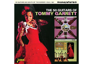 Tommy Garrett - The 50 Guitars Of T.Garrett - (CD)