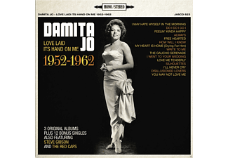 Damita Jo - Love Laid It's Hand On Me [CD]