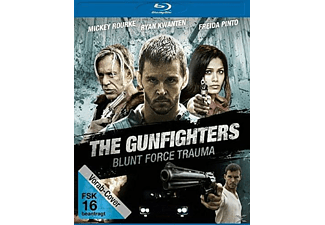 The Gunfighters - Blunt Force Trauma - (Blu-ray)