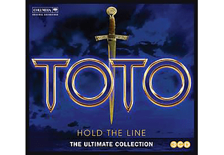 Toto -  Hold The Line [CD]