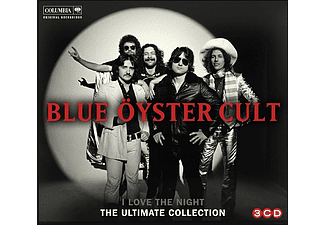 Blue Oyster Cult I love the night CD