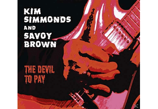 Savoy Brown, Kim Simmonds - The Devil To Pay (180gr.Vinyl) [Vinyl]