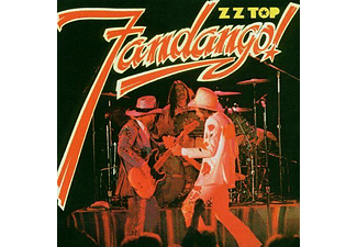 ZZ Top Fandango (Expanded & Remastered) CD