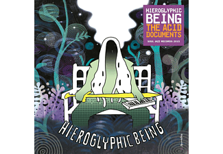 Heiroglyphic Being - The Acid Documents - (CD)