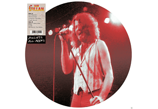 Ian Gillan - Access All Areas - (Vinyl)