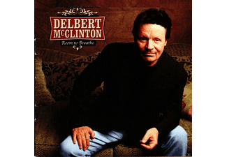 Delbert McClinton - Room To Breathe - (CD)