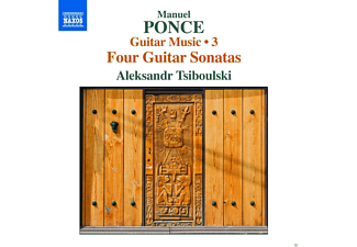 Aleksandr Tsiboulski - Gitarrenmusik Vol.3 - (CD)