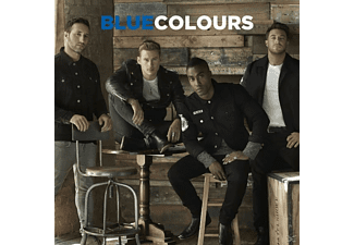 Blue - Colours (Deluxe Edition) - (CD)