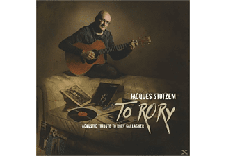 Jacques Stotzem - To Rory-Acoustic Tribute To Rory Gallagher (180g) - (Vinyl)