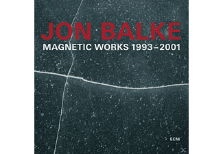 Jon Balke, Magnetic North Orchestra - Magnetic Works 1993-2001 [CD]