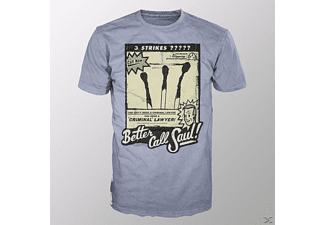 3 Strikes (Shirt M/Grey Melange)