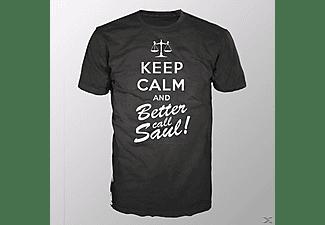 Keep Calm (Shirt Xl/Black)