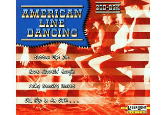 VARIOUS - American Line Dancing - (CD)