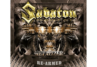 Sabaton - Metalizer (Re-Armed) [CD]