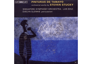 Evelyn Glennie, Lan Shui, Singapore Symphony Orchestra - Pinturas De Tamayo - (CD)