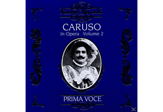 Enrico Caruso, VARIOUS - Caruso In Opera Vol.2 - (CD)