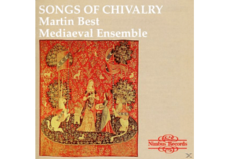 Martin Mediaeval Ensemble Best - Songs of Chivalry/Medieval Songs and Dances - (CD)