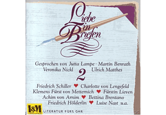 VARIOUS - Liebe In Briefen 2 - (CD)