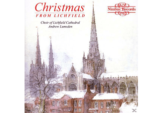 Andrew/choir Of Lichfield Cathedral Lumsden - Christmas From Lichfiled - (CD)