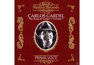 Carlos Gardel, Carlos & Various Gardel - Gardel King Of Tango Vol.1 - (CD)