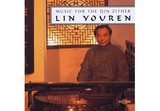 Lin Youren - Music For The Qin Zither - (CD)