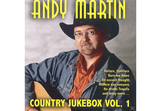 Andy Martin - Country Jukebox Vol.1 [CD]