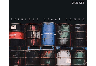 Trinidad Steel Combo - Carribean Steel Drums - (CD)