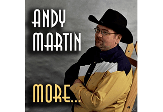 Andy Martin - More... [CD]