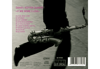 Daniel Quartett Kueffer - If We Were Close - (CD)