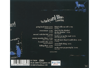 The Backyard Blues Connection - Don't Let The Drinking Do The [CD]