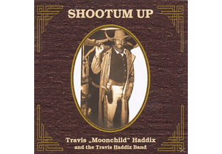 Travis Haddix - Shootum Up - (CD)